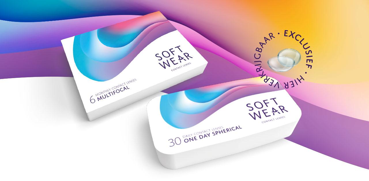 Soft Wear contactlenzen